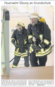 21.04.2009 - Nordkurier Titelseite