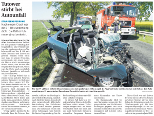 14.05.2009 - Nordkurier Seite 15