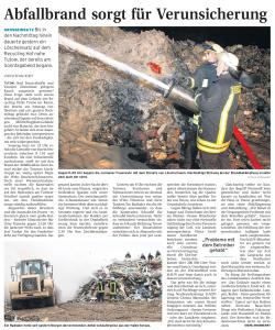 17.11.2009 - Nordkurier Seite 13