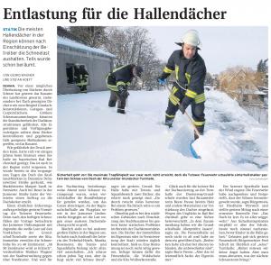 03.02.2010 Nordkurier – Demminer Zeitung Seite 13
