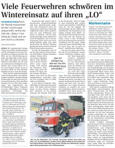 10.02.2010 Nordkurier – Demminer Zeitung Seite 14