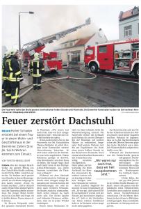 01.06.2010 Nordkurier – Demminer Zeitung Seite 13
