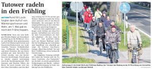 03.05.2011 Nordkurier – Demminer Zeitung Seite 14