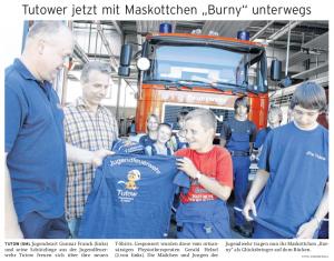 18.06.2011 Nordkurier – Demminer Zeitung Seite 16