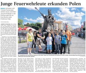 17.08.2011 Nordkurier - Demminer Zeitung Seite 15