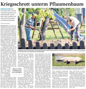 04.10.2011 Nordkurier – Demminer Zeitung Seite 9
