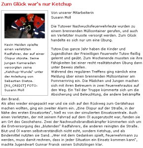 Nordkurier - Online 06.12.2011