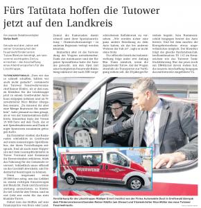 21.03.2012 Nordkurier – VorpommernKurier Seite 17