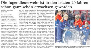 07.05.2012 Nordkurier – VorpommernKurier Seite 22