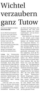 19.12.2012 Nordkurier – VorpommernKurier Seite 21