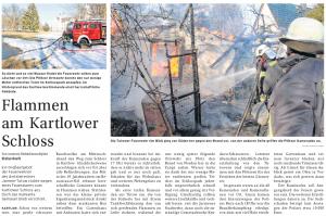 05.04.2013 Nordkurier - VorpommernKurier Seite 22