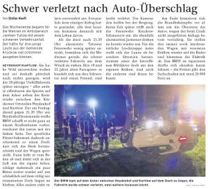22.04.2013 Nordkurier – VorpommernKurier Seite 16