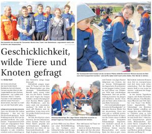 23.04.2013 Nordkurier – VorpommernKurier Seite 19