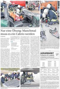 28.11.2013 Nordkurier – VorpommernKurier Seite 17