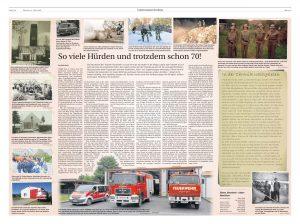 03.06.2016 Nordkurier – VorpommernKurier Seite 20